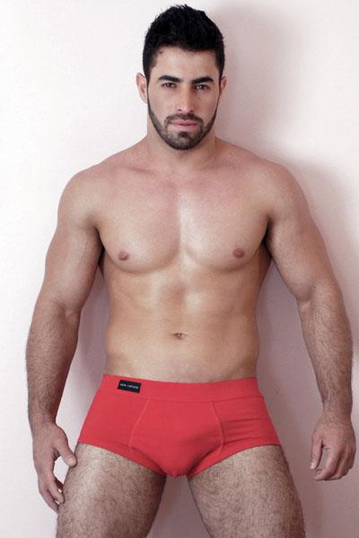 Fabinho Belchior Paiva - modelo brasileño